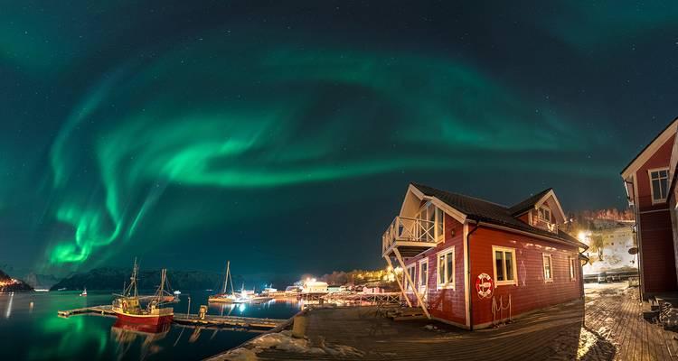Norway Northern Lights Photography Adventure Short