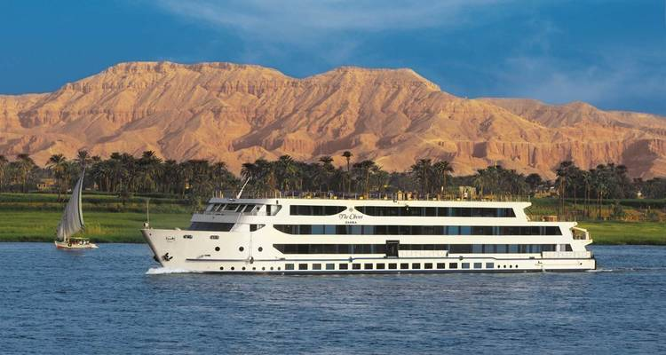 Sailing Nile cruise from Aswan for 7 nights - Egyptology Travel
