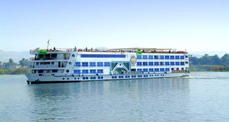 Sailing Nile cruise from Aswan for 6 nights - Egyptology Travel