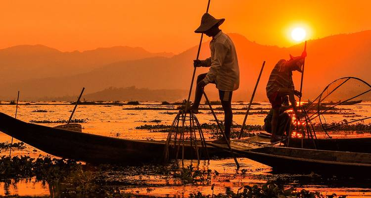 Mystical Myanmar and the Treasures of the Mekong - Scenic Luxury Cruises & Tours