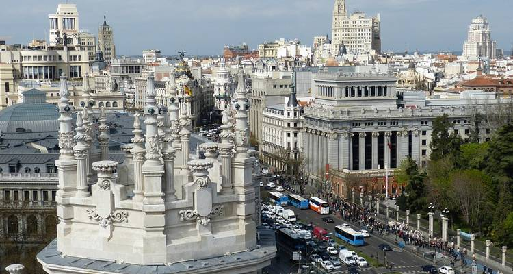 2 Nights Barcelona & 5 Nights Madrid - Monograms