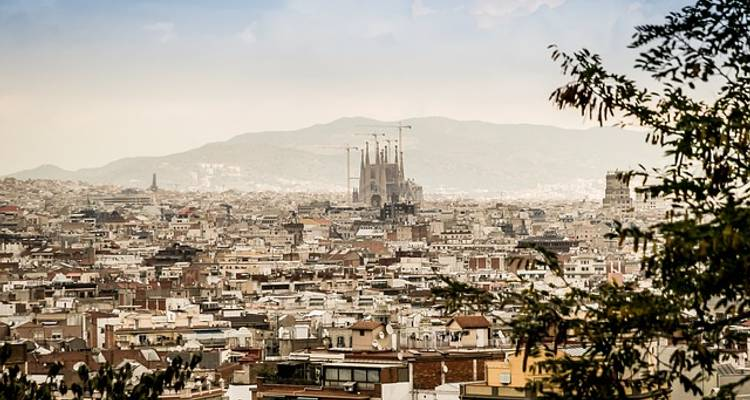 Barcelona Getaway 2 Nights - Monograms