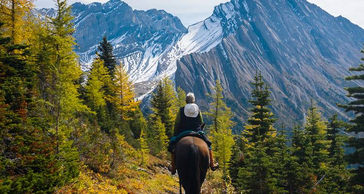 Halfway Lodge - 5 Nights - Banff Trail Riders
