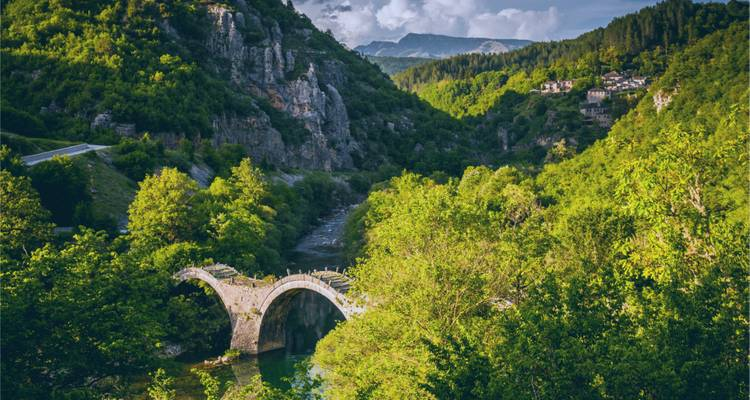 Corfu Trail and Vikos Gorge - The Natural Adventure Company