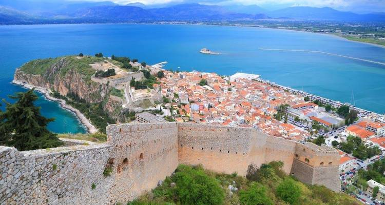 Highlights of the Peloponnese: Argolis and Olympia - Destination Services Greece