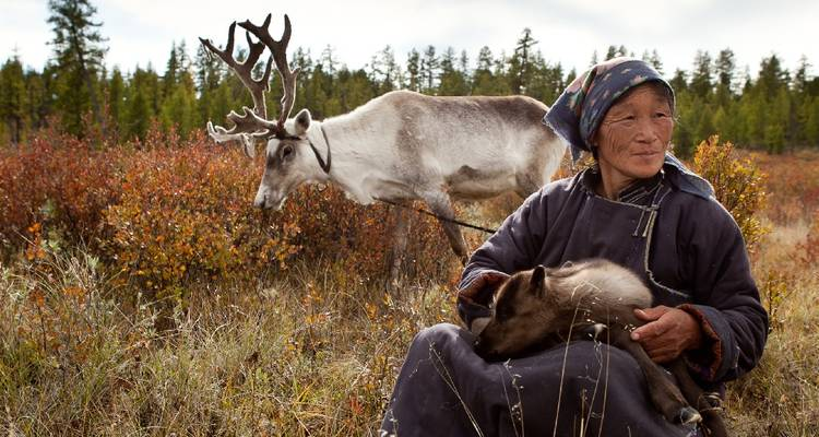 Reindeer Tribes of Mongolia - Crooked Compass