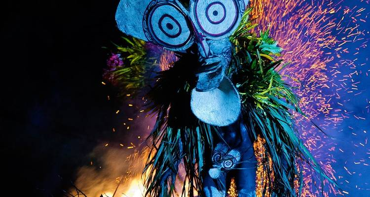 Rabaul Mask Festival - Crooked Compass
