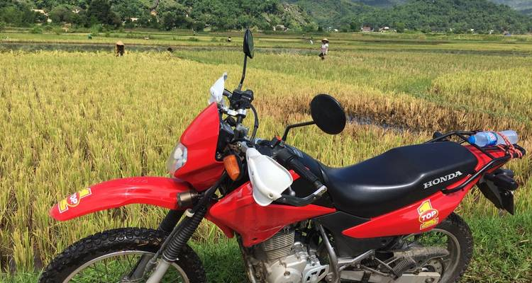 Top Gear Vietnam Motorbike Tour from Hanoi to Saigon on Chi Minh Trail - DNQ Travel