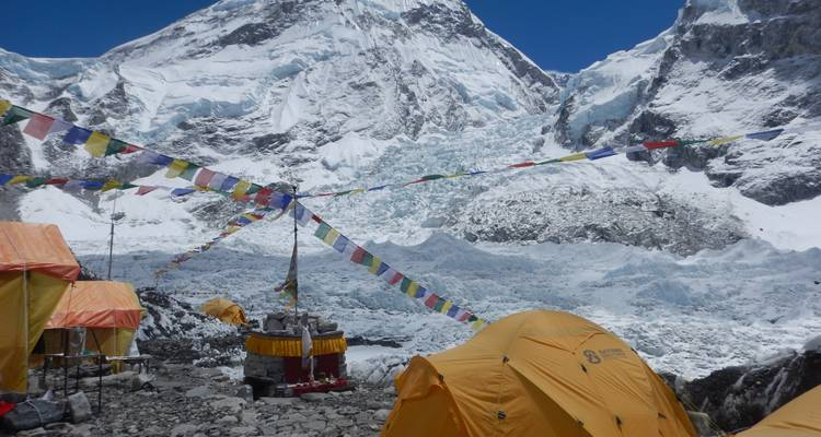 Everest Base Camp Trek - Nepal Climbing Adventure Pvt. Ltd.