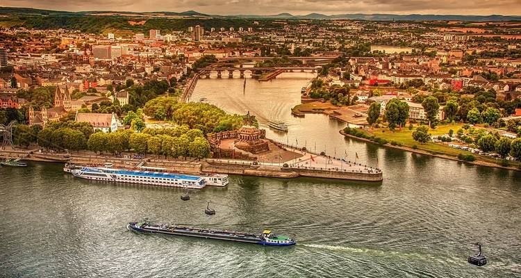 The romantic Rhine Valley and the rock of the Lorelei (port-to-port cruise) - CroisiEurope River Cruises