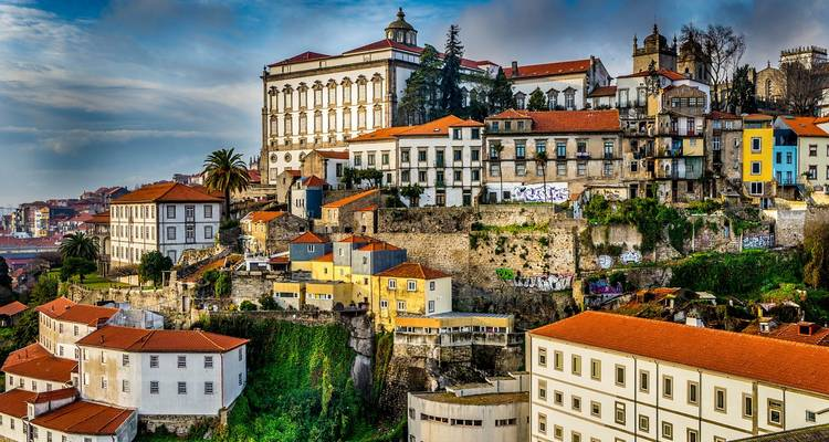Lisbon, Porto and the Douro valley (Portugal) and Salamanca (Spain) (port-to-port cruise) - CroisiEurope River Cruises