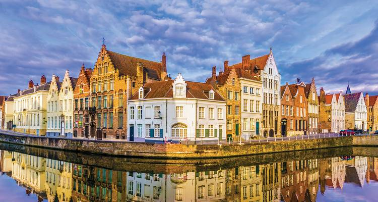 Jewels of the Rhine & Bruges 2019 (9 destinations) - Emerald Waterways