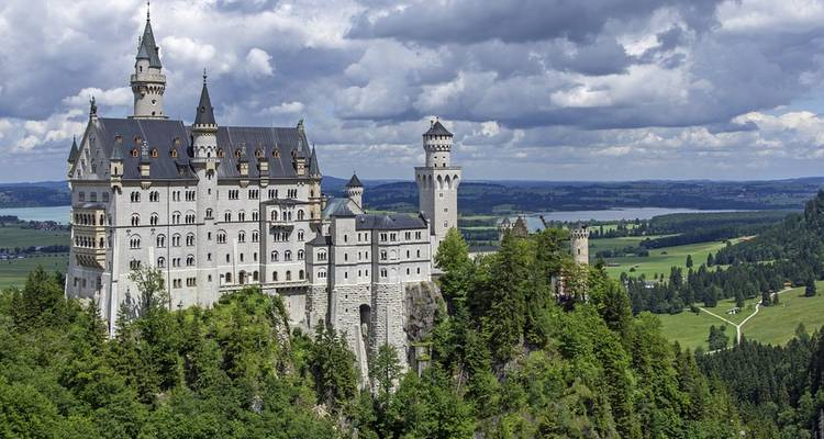Romantic Rhine with 2 Nights in Innsbruck & Oberammergau - Avalon Waterways