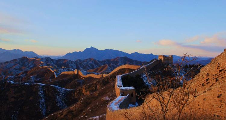Great Wall Hike in Hebei Province and Beijing  - Silk Road Trips
