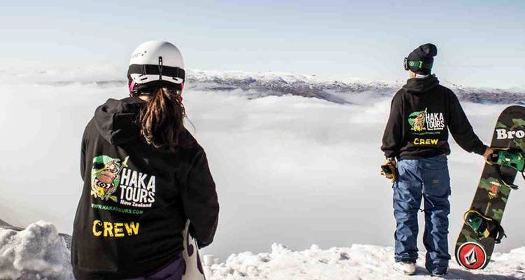 South Island Snow Safari in reverse - Haka Tours