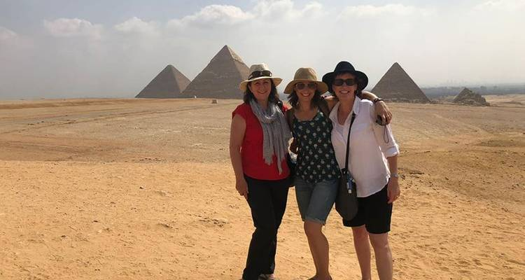 6 Day Cairo and Nile Cruise tour - Vacations to go travel
