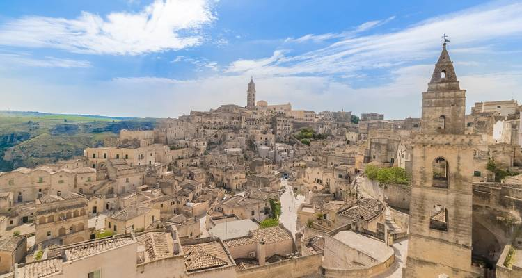 Discover Matera and Taste of Salento Tour  - Soleto Travel