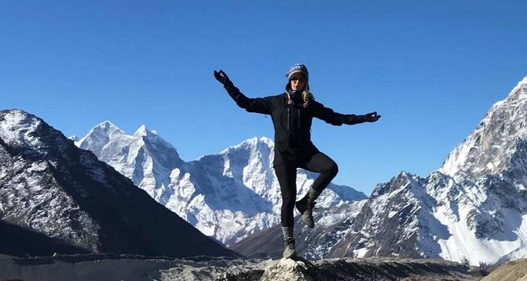 14 Day Everest Base Camp Guided Trek - Experience Earth Travel