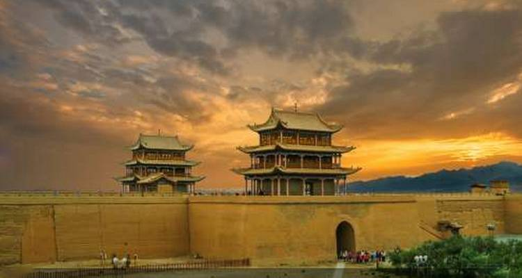 Silk Road Journey (from Beijing to Kashgar) - China Adventure Travel