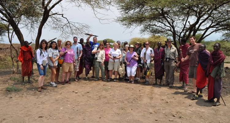 African Safari: Luxury Serengeti Safari & Cultural Group Tour - 8 Days (from Arusha to Ngorongoro Conservation Area) - GECtravel