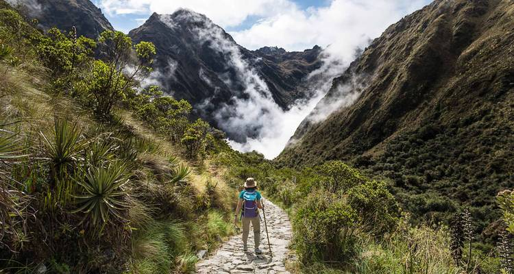 Hike The Inca Trail (4 destinations) - Grand American Adventures