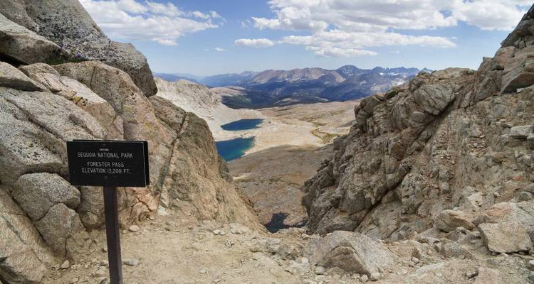 The John Muir Trail (from Cottonwood Canyon to Tuolumne Meadows) - Grand American Adventures