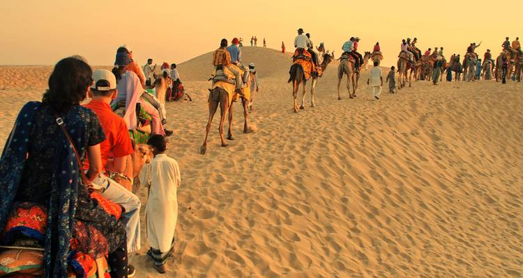 Colors of Rajasthan with Romance of the Desert - Raj Tour & Travel