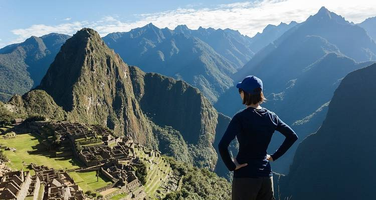 Inca Jungle and Rainbow Mountain Trek - G Adventures
