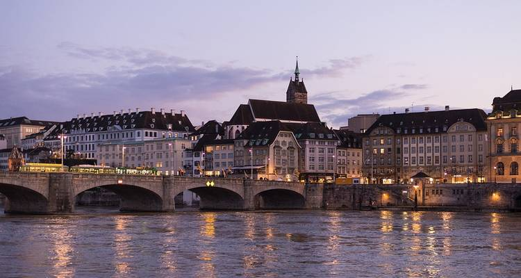 Romantic Rhine & Moselle with Alpine Highlights - Scenic Luxury Cruises & Tours