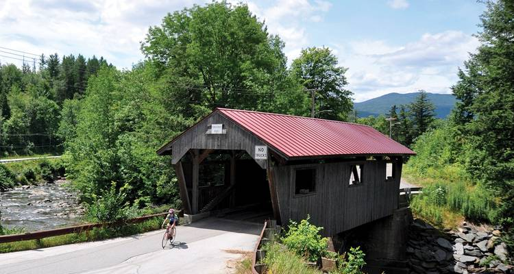 Southern Vermont Bike Tour - 6 Days - Sojourn Bicycling & Active Adventures