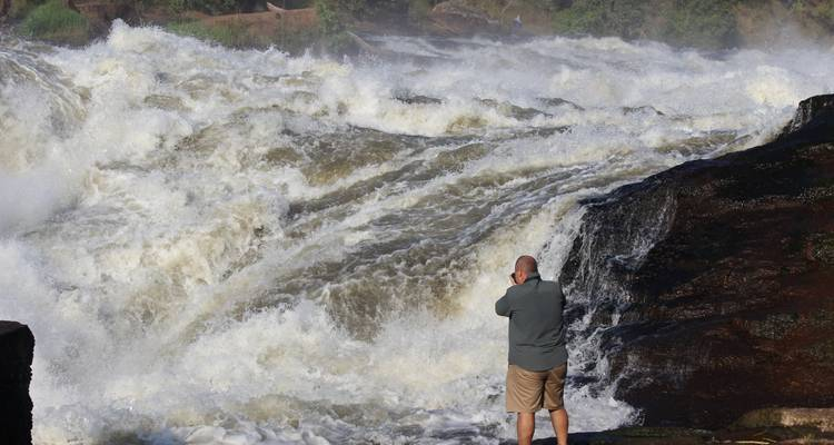 Comfort Murchison Falls Safari : Rhinos, Waterfalls and Fishing Village - Wild Route Trips