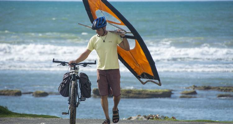 Wind Cycling North The Coconut Coast (Salvador - Aracajú) - Catavento Bike Tour