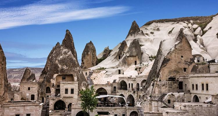 5 Days Istanbul and Cappadocia - Destination Services Turkey