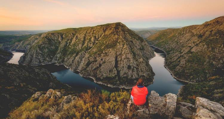 Ribeira Sacra: The Gorges and Vineyards of Galicia - The Natural Adventure Company
