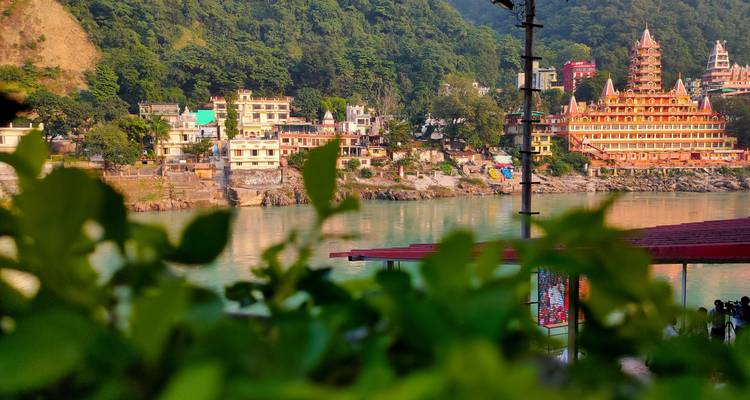 Golden triangle with yoga in Rishikesh - Payless tours india