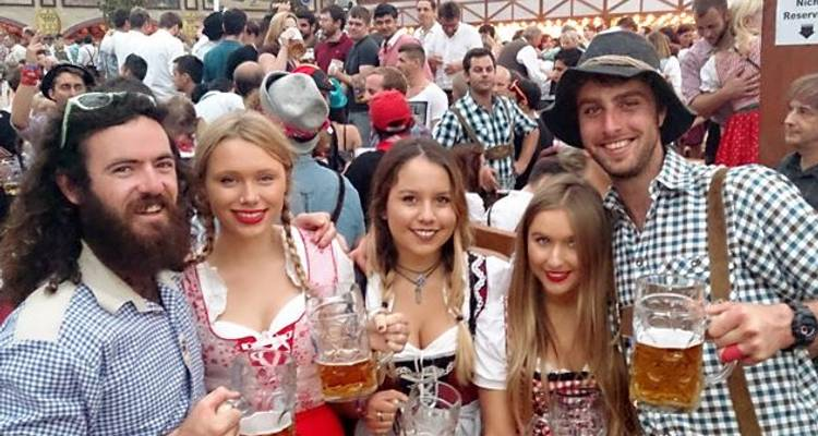 Oktoberfest - 7 Day Ultimate Coach/Camping Tour - PP Travel