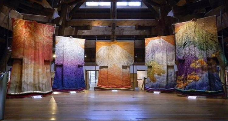 Essence of Spring | Quilt Festival Tour 10 Days - Japan Deluxe Tours