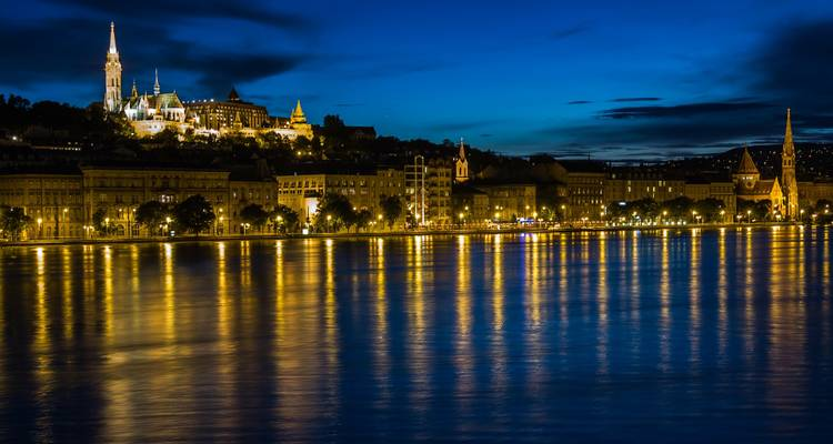 Along the river Danube, Budapest, the Balkan peninsula and the Danube delta (15 destinations) - CroisiEurope River Cruises