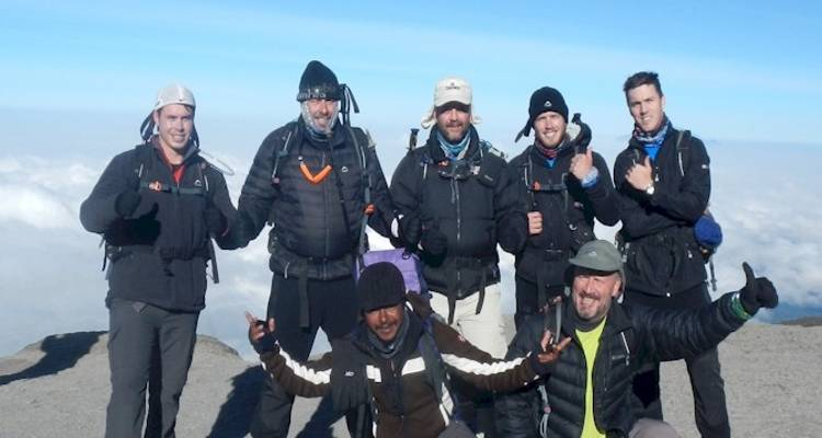 Kilimanjaro Rongai Route 8 days - Nomadic Adventures