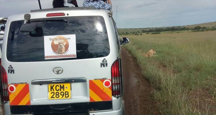 7 Days Magical of Kenya Safari Tour - East Africa Safari Bookers