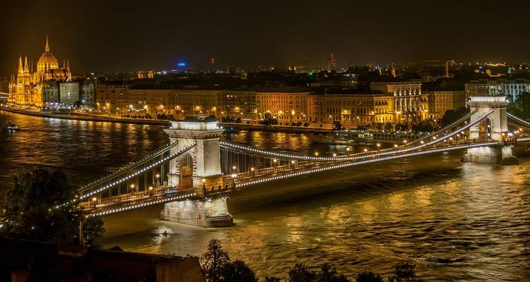 Along the Danube and its delta, the Balkan peninsula and Budapest (port-to-port cruise) - CroisiEurope River Cruises