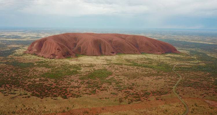 "7 Day Package ""Cairns to Ayers Rock (Uluru) plus continue to Adelaide"" - The Rock Tour"