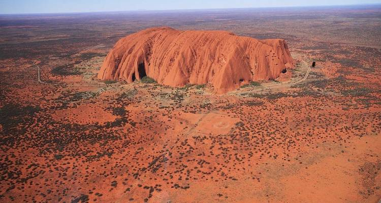 "5 Day Package ""Cairns to Ayers Rock (Uluru)"" - The Rock Tour"