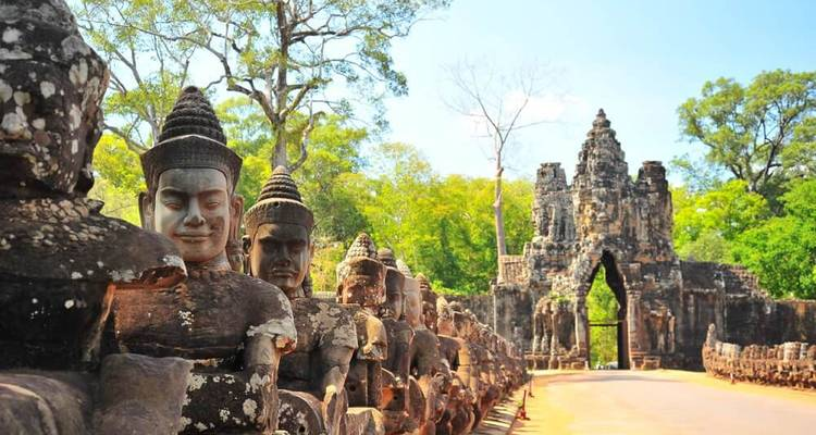3-day Highlights of Siem Reap & Angkor Wat Temple - BC Family Tour
