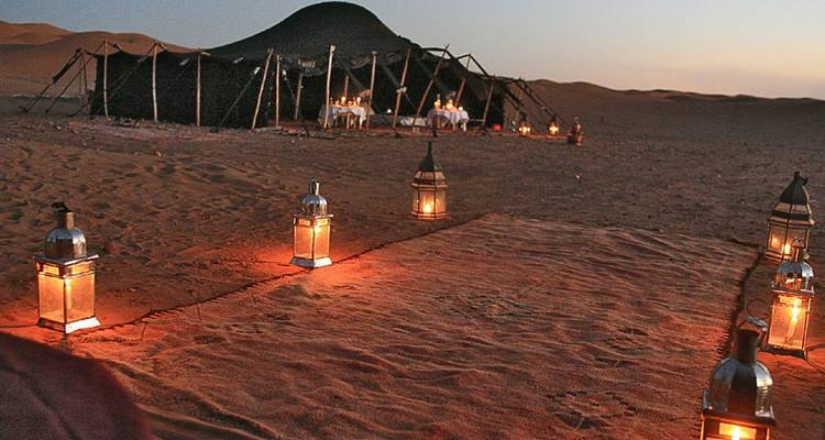 New Year's Eve 2019 In Moroccan Desert - Ricks Voyage