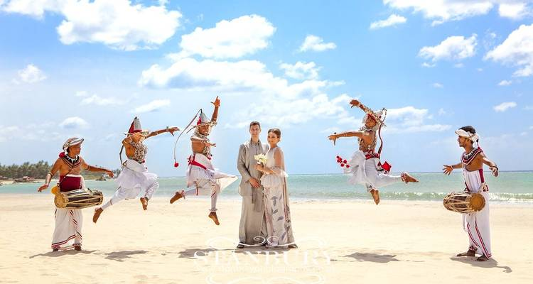Wedding & Honeymoon in Sri Lanka - Look Lanka Tours