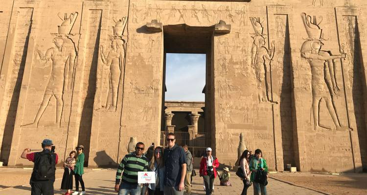Aswan & Luxor from Cairo with flights - 3 Days 2 Nights  - Imperial Egypt