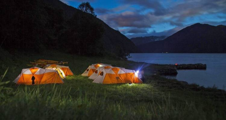 Hike, Kayak and Wild Camp the Norwegian Fjords - Much Better Adventures