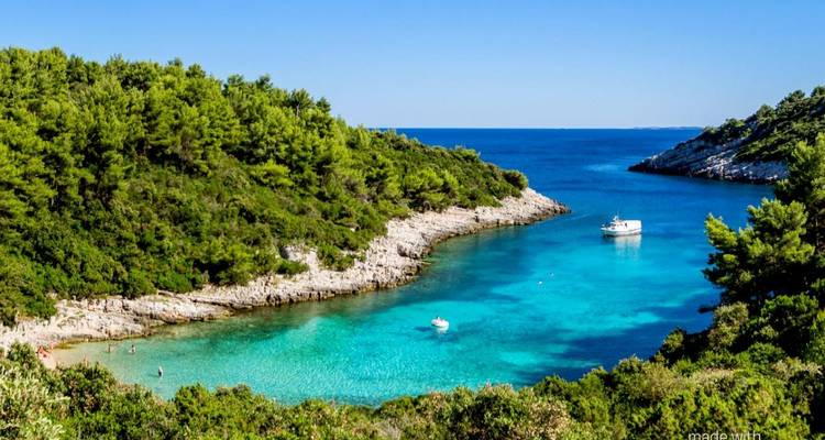 Jewels of the Dalmatian Coast - The Natural Adventure Company