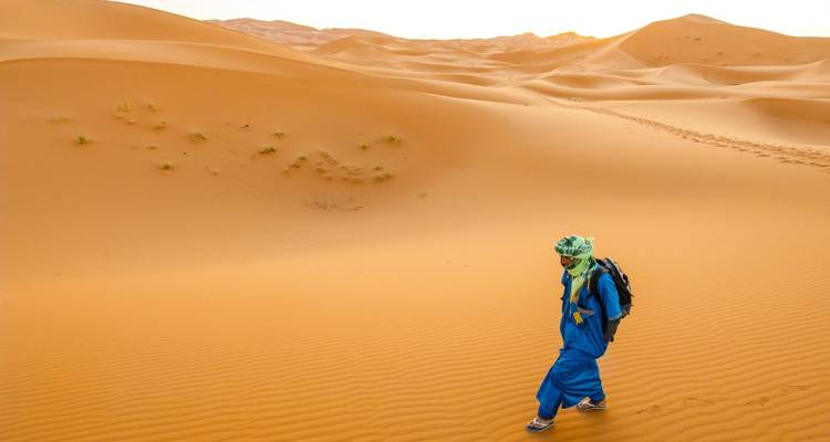 Explore Moroccan Kasbahs and Camp in the Sahara - Much Better Adventures